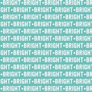 Bright Text | Monte Carlo
