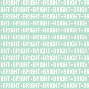 Bright Text | Cruise