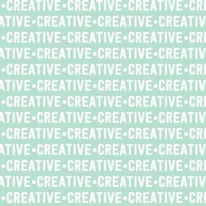 Creative Text | Cruise