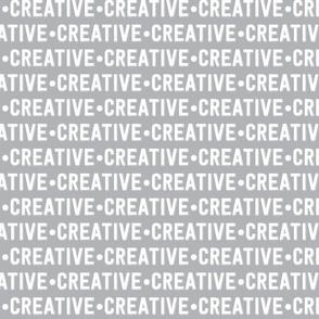 Creative Text | Stone