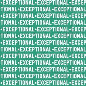 Exceptional Text | Gossamer