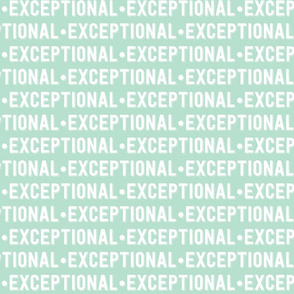 Exceptional Text | Cruise