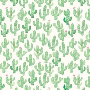 Cactus Print (Small)