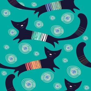 Cat&yarn