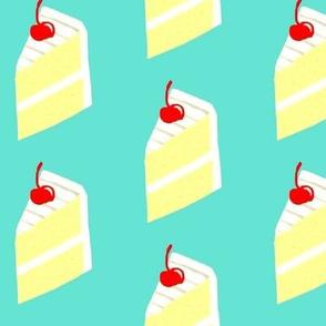 I want Cake   -  van bl