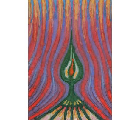 Memory fabric by wojtekkowalski on Spoonflower - custom fabric