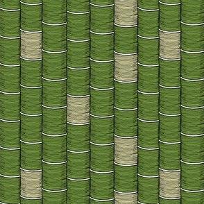 Stacks of Cotton (+yellow)