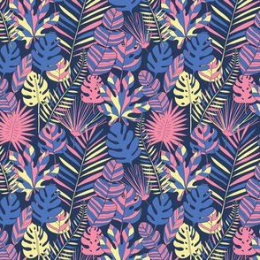 tropical plantation pattern2