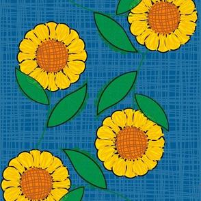 sunflower_crosshatch_7