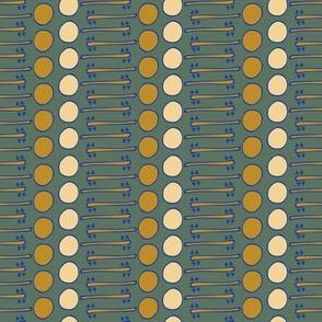 Linear Banjos