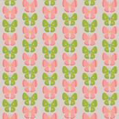 Moths on tan