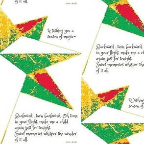Origami Note magic season