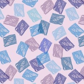 Drop Stitch-Lilac
