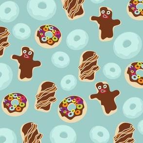 VooDoo doughnuts - small
