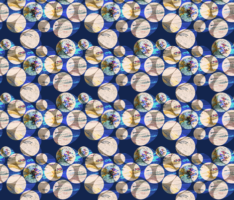 playing with my tapestry fabric by isabella_asratyan on Spoonflower - custom fabric