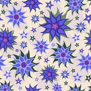 Paisley Purple Flowers (larger)