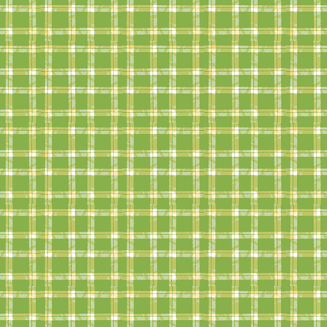 Needle Plaid 1 fabric by anniedeb on Spoonflower - custom fabric