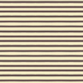 HandDrawn French Ticking Cream