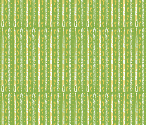 A Common Hazard of Sewing fabric by anniedeb on Spoonflower - custom fabric