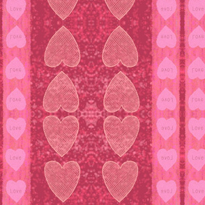 Pink Flush Love