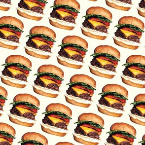 Cheeseburger Test Swatch