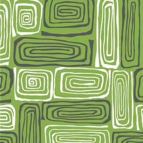 Organic Spirals