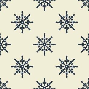 Navy Ship Wheels