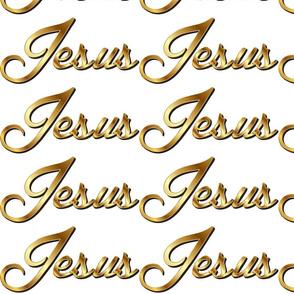 Jesus Gold -ed