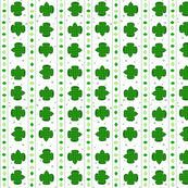 Green Charm Stripe