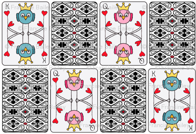 Stacked Deck A Royal Love