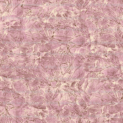 cracked ice - cream, pink and brown