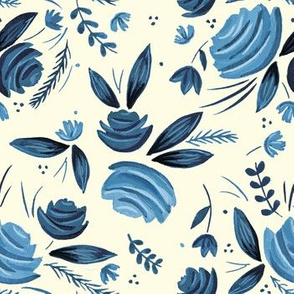 Alcott - Delft Blue
