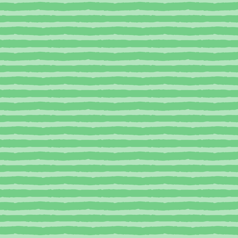 monster coordinate    bright green marker stripes fabric by littlearrowdesign on Spoonflower - custom fabric