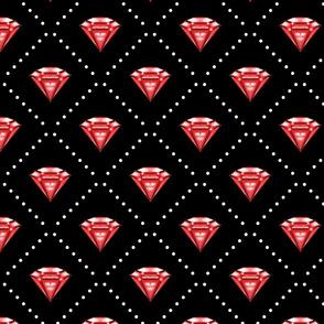 Rubies Pearls