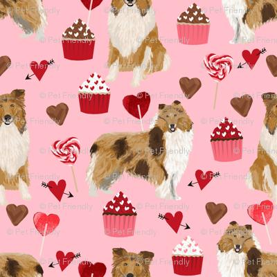 rough_collie_valentines_pink