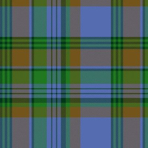 Nova Scotia asymmetrical tartan 1, bright