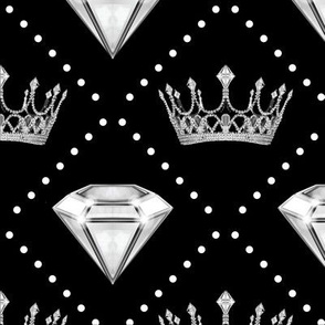 Diamonds, Crowns and Pearls