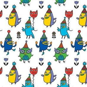 party birds