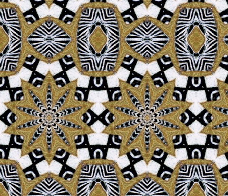 tribal_1 fabric by mouseonawire on Spoonflower - custom fabric