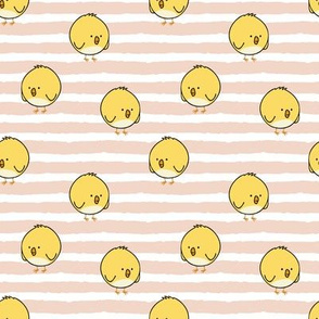 baby chicks || stripes v3
