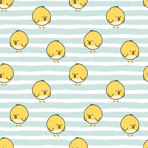 baby chicks || stripes v2