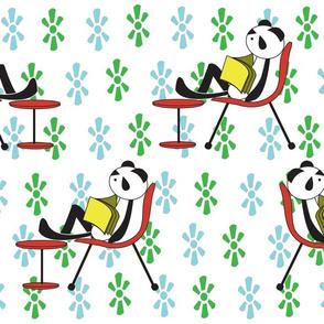 Reading Panda