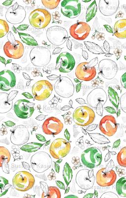 Fruits - Apple large