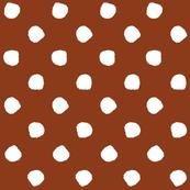 Odd Dots - Mahogany