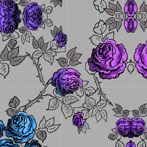 Rococo puffs 4colours_sample