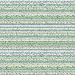 Yarn Stripe (with greenery)