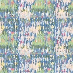 Yarn Fluff (with greenery)