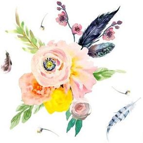 Free Spirit - Spring Bloom - White
