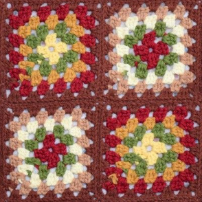 Left-Handed Granny Squares