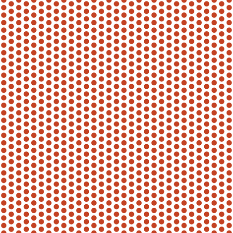 No More Bows spots fabric by mummysam on Spoonflower - custom fabric